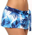 Tommy Bahama Plumeria Skirted Hipster Swim Bottom TSW75006B