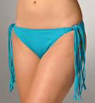 Tommy Bahama Pearl Solids Hipster Swim Bottom with Side Ties TSW84023B
