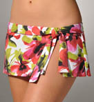 Rainforest Skirted Hipster Swim Bottom