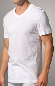 4 Pack V-Neck Tee
