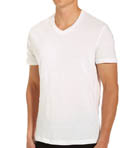 V-Neck Tees - 4 Pack