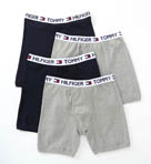 Tommy Hilfiger 4 Pack Athletic Boxer Brief 09T0006