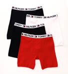 Tommy Hilfiger 4 Pack Athletic Boxer Brief 09T0007