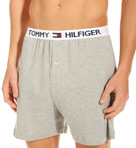 Athletic Basic 100% Cotton Knit Boxer