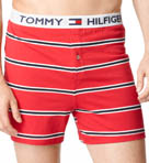 Tommy Hilfiger Selwin Stripe Knit Boxer 09T0022