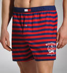 Tommy Hilfiger Striped Knit Boxer 09T0062