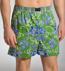 Hawaiian Sea Woven Boxer