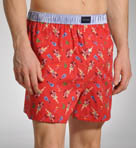 Tommy Hilfiger Luau Woven Boxers 09T0083