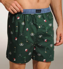 Top Golf Woven Boxer