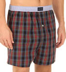 Tommy Hilfiger Winter Tartan Woven Boxer 09T0146