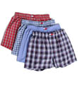 Tommy Hilfiger 4 Pack Woven Boxer 09T0290