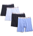 Tommy Hilfiger 4 Pack Classic Boxer Briefs 09T0321