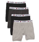 Tommy Hilfiger 4 Pack Classic Boxer Briefs 09T0406