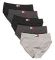 Tommy Hilfiger Hip Briefs - 5 Pack 09T0407