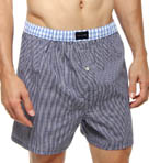 Tommy Hilfiger Check Woven Boxer 09T0417
