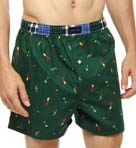 Tommy Hilfiger Golfer Woven Boxer 09T0438