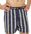 Tommy Hilfiger Striped Knit Boxer 09T0439