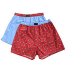 Tommy Hilfiger 2 Pack Boxers Gift Set 09T0446