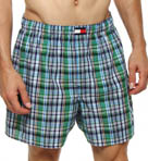 Tommy Hilfiger 4 Pack Woven Boxers 09T0496