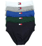 Tommy Hilfiger Covered Waistband Briefs - 5 Pack 09T0526