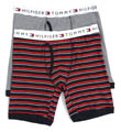 Striped Boxer Briefs - 2 Pack Image