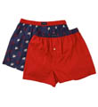 Gift Set Bulldog/Solid Boxers - 2 Pack Image