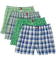 Tommy Hilfiger Woven Assorted Boxers - 4 Pack 09T1250