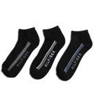 Tommy Hilfiger 3 Pair Fashion Sport Sock ATM392