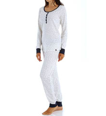 Tommy Hilfiger Ski Trip Sleepover Thermal PJ Set R85S068
