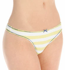 Tommy Hilfiger Ruched Thong RH11T017
