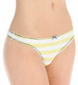 Ruched Thong Image