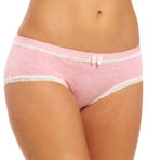 Cotton Modal Heather Hipster Panty