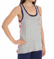 Scoop Neck Contrast Tank Image