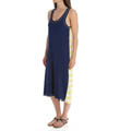 Tommy Hilfiger Stripe Back Maxi Dress RH44S008