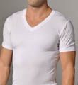 Tommy John Second Skin Stay Tucked V Neck Tee 2006SS