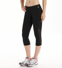 Trina Turk Active Mesh Mid Length Legging TR5G331