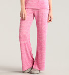 Amanda Slub Knit Relaxed Fit Pant Image