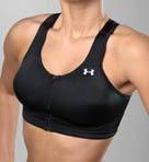Endure Zip Front Sports Bra