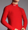 Under Armour Boys Coldgear Longsleeve Mock T Shirt 1002512