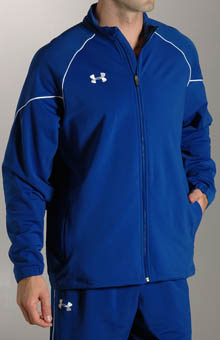 Team Knit Warm Up Jacket
