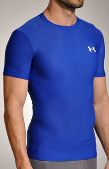 Heatgear Short Sleeve Compression T-Shirt