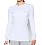 Under Armour The Coldgear Fitted Long Sleeve Crew 1212171