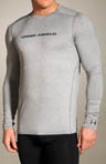 UA Heatgear Touch Fitted Longsleeve Crew