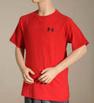 Boys Charged Cotton Short Sleeve Tee