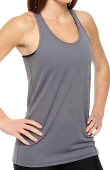 HeatGear Fly-by Stretch Mesh Tank