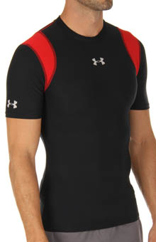 HeatGear Vented Compression Shortsleeve