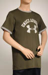 Boys UA Collegiate Ringer Tee