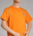 Under Armour Boys Charged Cotton Short Sleeve Tee 1229311