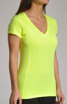 Under Armour Heatgear Touch Shortsleeve V Neck Tee 1229683