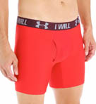 Under Armour The Original 6&quot; Boxer Jock Verbiage Waistband 1230229